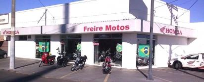 Freire Motos Garça