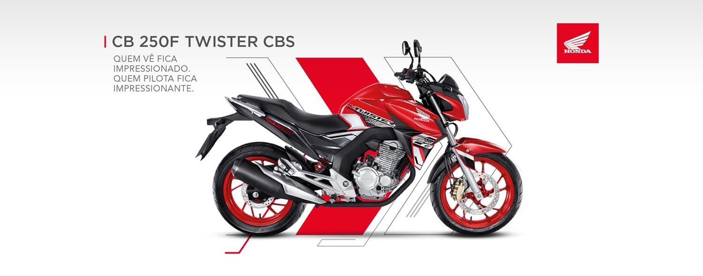 CB 250 Twister