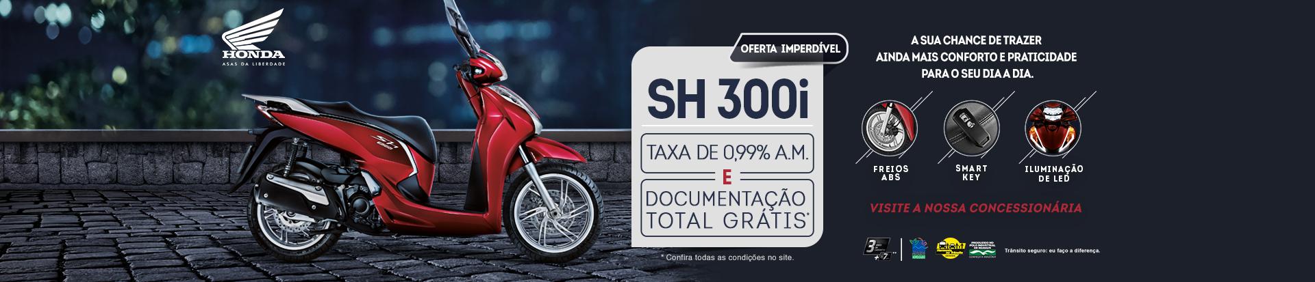 sh300i
