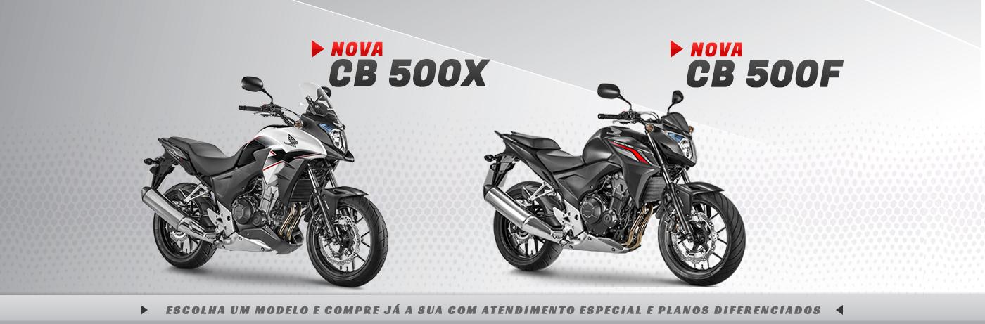 CB 500 X E F
